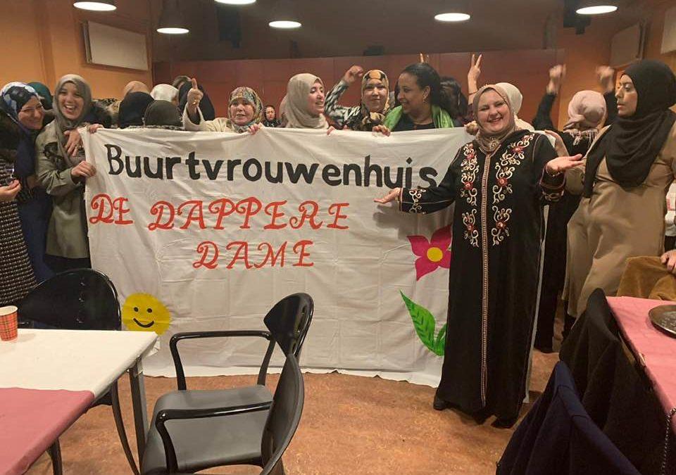 Dappere Dames vieren Internationale Vrouwendag 7 maart 2020